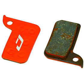 Jagwire Disc Sport Semi-Metallic Brake Pads For SRAM Red / Force / Rival grey/red